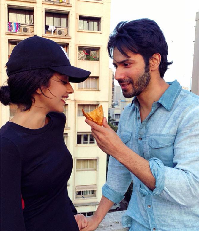 What is Varun telling Banita?