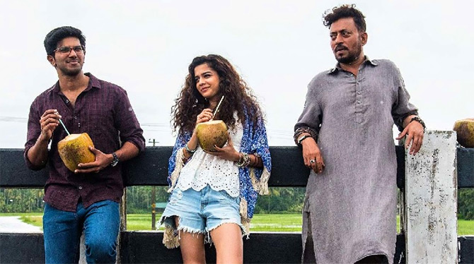 Current Bollywood News & Movies - Indian Movie Reviews, Hindi Music & Gossip - Karwaan review: Great vibe, dull trip