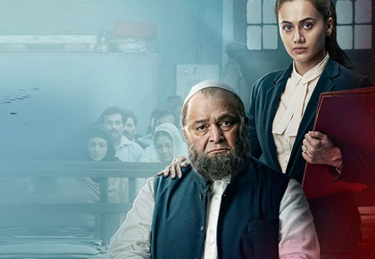 Current Bollywood News & Movies - Indian Movie Reviews, Hindi Music & Gossip - Review: Mulk screams so bad it mutes its distinct voice
