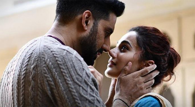Current Bollywood News & Movies - Indian Movie Reviews, Hindi Music & Gossip - Manmarziyaan promises violent love