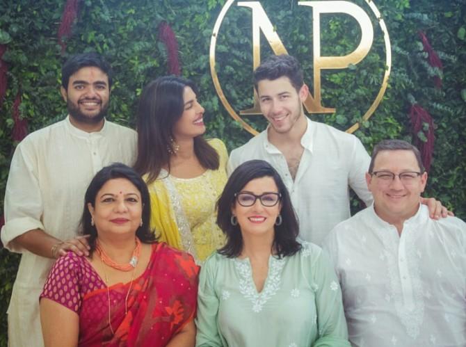 Priyanka Chopra-Nick Jonas's romance through pictures!