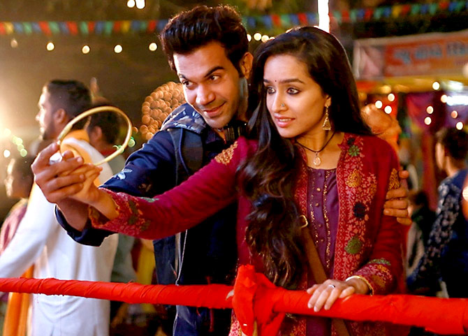 Current Bollywood News & Movies - Indian Movie Reviews, Hindi Music & Gossip - Stree Review: A Trick Movie