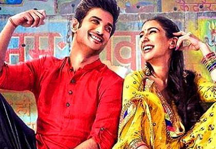 Current Bollywood News & Movies - Indian Movie Reviews, Hindi Music & Gossip - Kedarnath Review: A Star Is Born