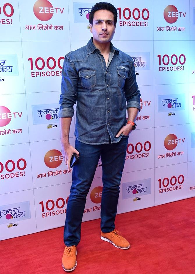 PIX: Celebrating Kumkum Bhagya, 1,000 - Rediff com movies