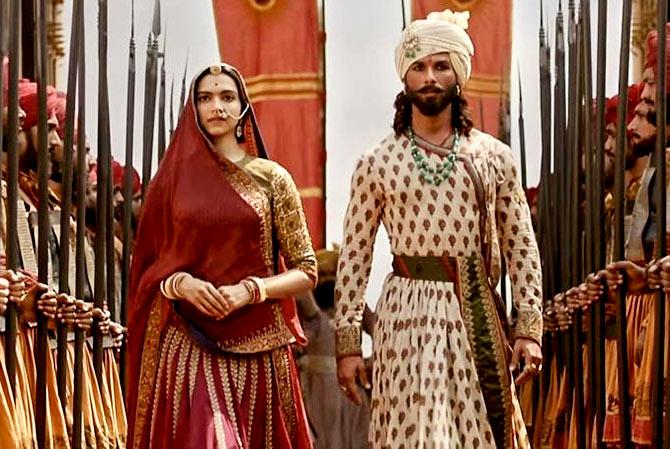 Box Office: Padmaavat gets a fair opening