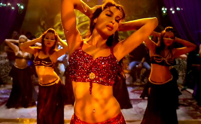 Nora fatehi rock tha party full song - 5 10