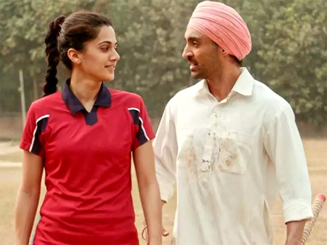 Current Bollywood News & Movies - Indian Movie Reviews, Hindi Music & Gossip - Soorma review: Diljit Dosanjh ups his game!