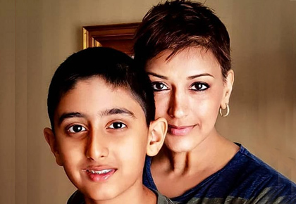Latest News from India - Get Ahead - Careers, Health and Fitness, Personal Finance Headlines - Is Sonali Bendre's cancer curable?