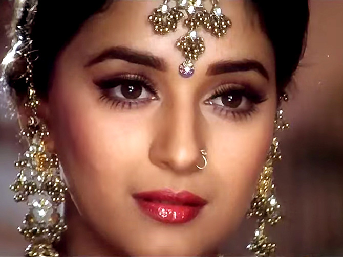 Lessons From Bollywood How To Wear A Bindi - Rediffcom -8709