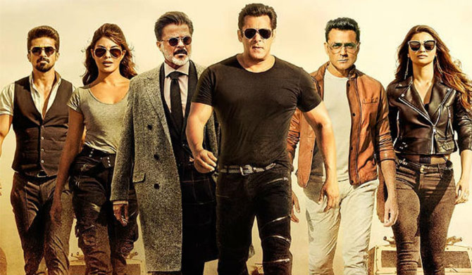 Current Bollywood News & Movies - Indian Movie Reviews, Hindi Music & Gossip - Race 3 review: Sorry Bhai fans, this one's a big zero!