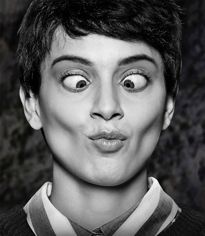Bollywood makes the funniest faces! - Rediff.com movies