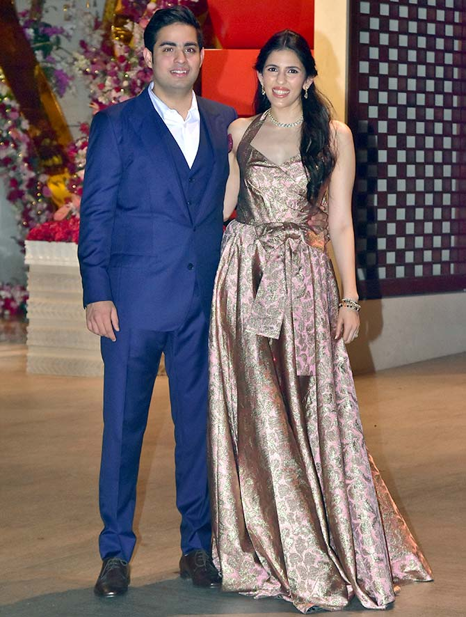 Latest News from India - Get Ahead - Careers, Health and Fitness, Personal Finance Headlines - First look: Akash and Shloka Ambani's wedding invite