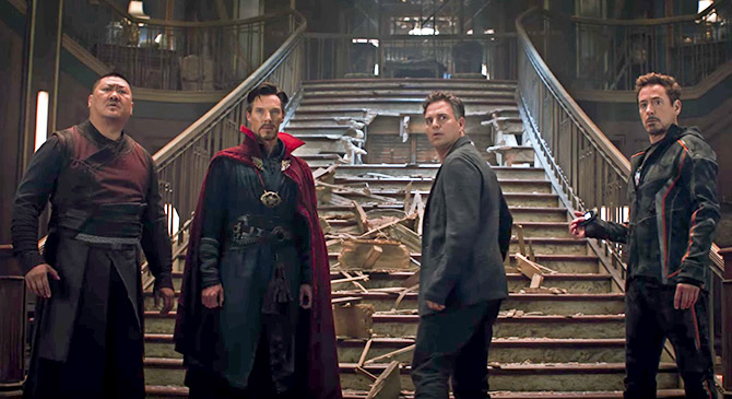 Avengers: Infinity War, Hollywood's BIGGEST hit in India? - Rediff