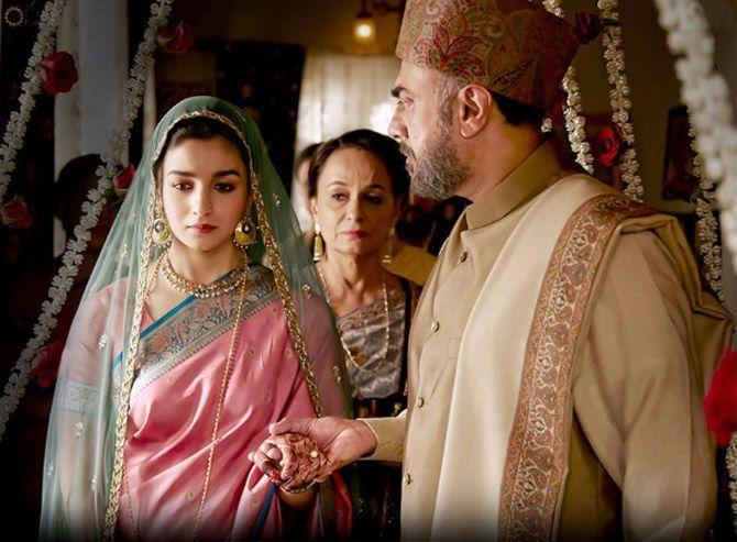 Raazi: A self-important, self-applauding thriller - Rediff.com movies