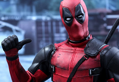 Current Bollywood News & Movies - Indian Movie Reviews, Hindi Music & Gossip - Review: Deadpool 2, bigger and better