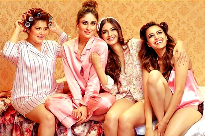 Current Bollywood News & Movies - Indian Movie Reviews, Hindi Music & Gossip - Veere Di Wedding Review: Superficial celebration of sisterhood