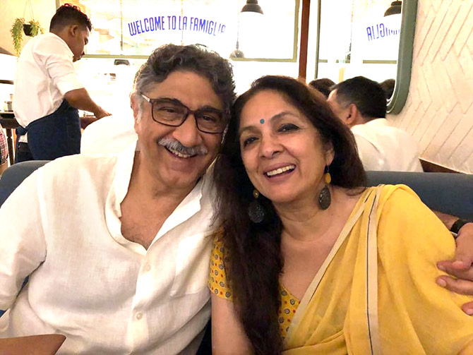 Neena Gupta: 'Don't fall in love with a married man'