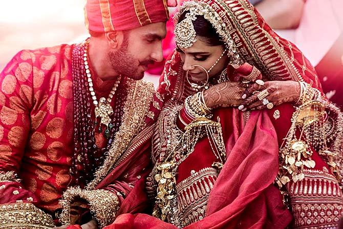 He's the man behind Deepika and Ranveer's wedding photographs