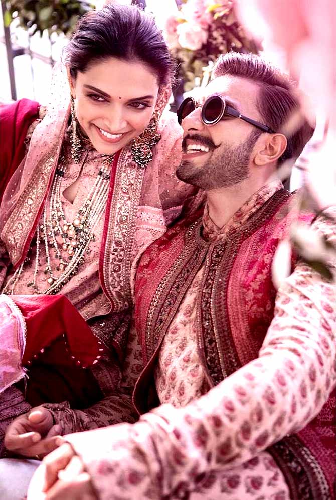 Ranveer Singh-Deepika Padukone wedding: Shallow stories of a deep affair