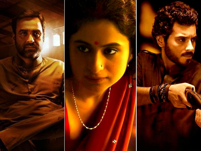 Current Bollywood News & Movies - Indian Movie Reviews, Hindi Music & Gossip - Review: Mirzapur is *not* a Gangster Drama...