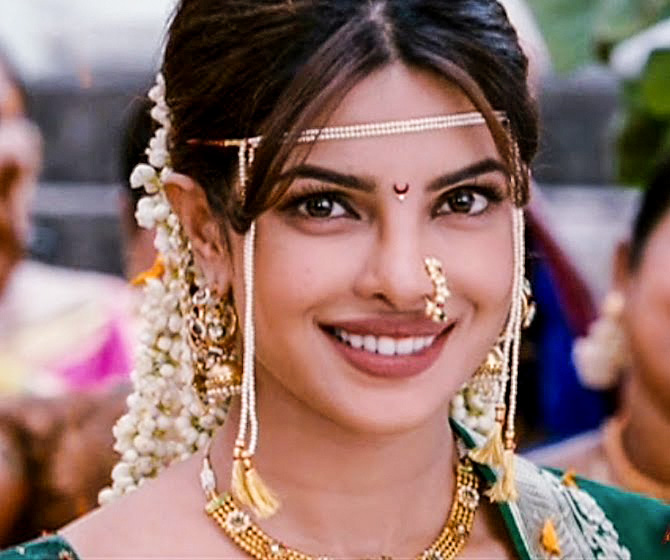 Priyanka Chopra bridal avatars