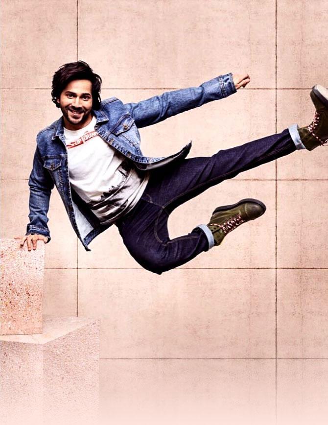 Guess what Varun Dhawan's dream was? - Rediff.com movies
