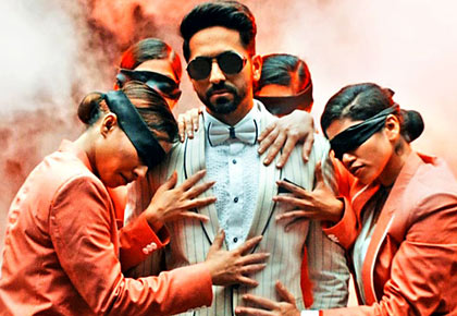 Current Bollywood News & Movies - Indian Movie Reviews, Hindi Music & Gossip - Andhadhun Review: A delicious masterpiece