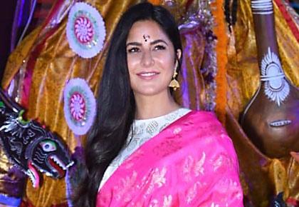 The Stars celebrate Durga Puja