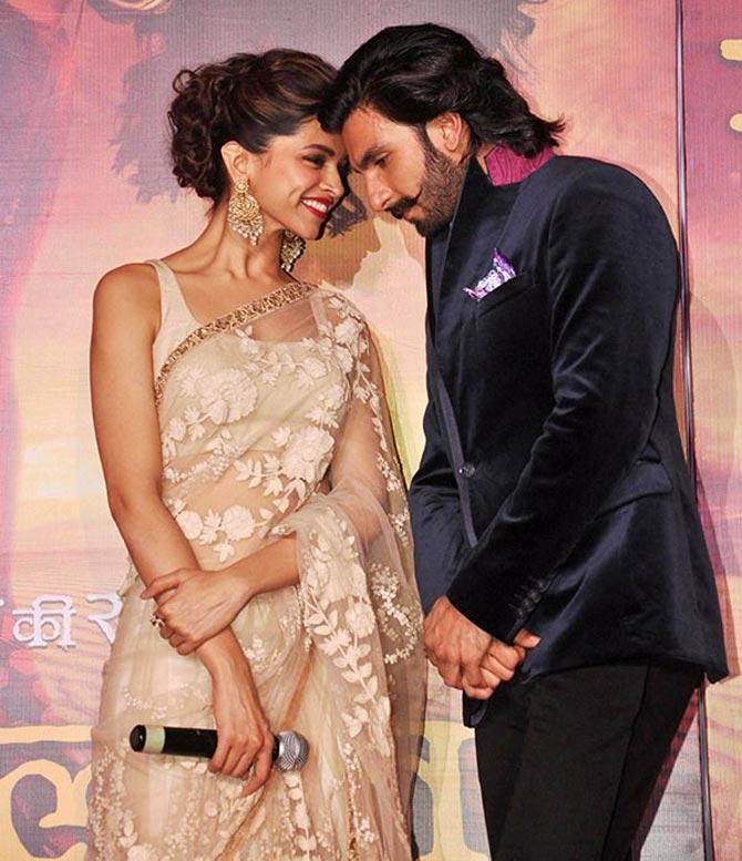 It's True! Deepika, Ranveer To Marry In Nov