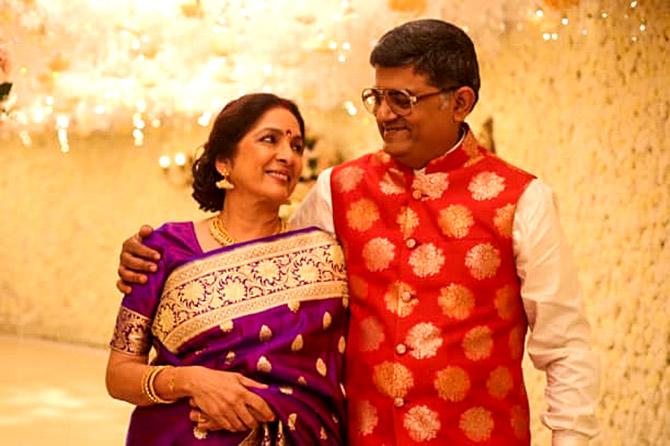 Gajrao Rao and Neena Gupta in Badhaai Ho
