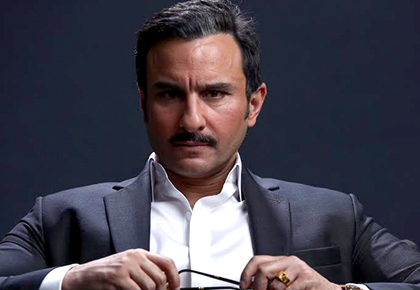 Current Bollywood News & Movies - Indian Movie Reviews, Hindi Music & Gossip - Review: Saif's stock rises in unoriginal Baazaar