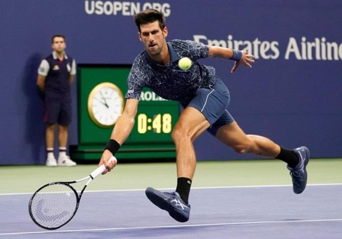 US Open PICS: Djokovic, Federer cruise; Kohlschreiber stuns Zverev