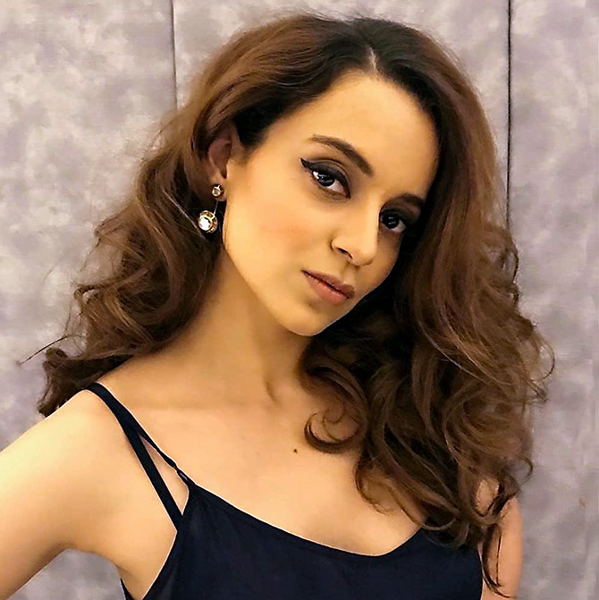 Twitter deletes Kangana's tweets over rule violations