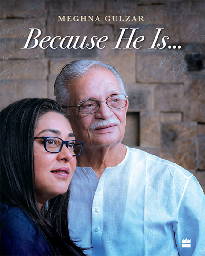 Because He Is... by Meghna Gulzar