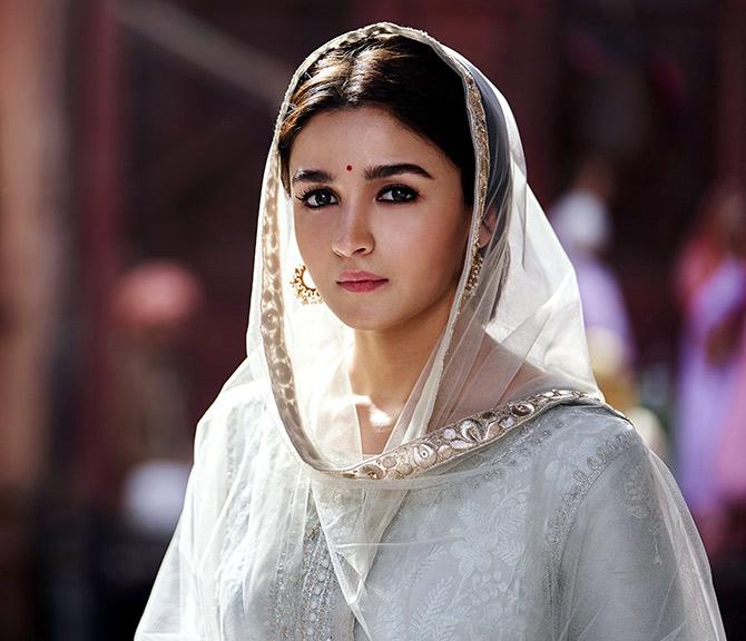 kalank, Alia Bhatt