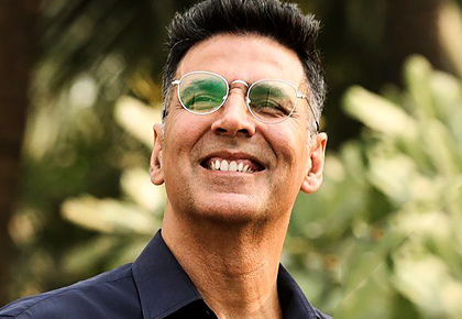 It's a PERFECT 10 for Akshay Kumar!