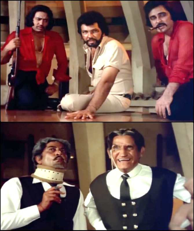 When Bollywood made EVIL So Much FUN! - Rediff com movies