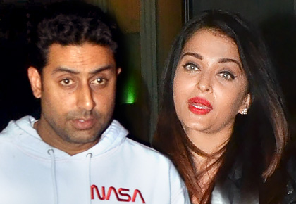 Current Bollywood News & Movies - Indian Movie Reviews, Hindi Music & Gossip - How Aishwarya celebrated hubby's birthday