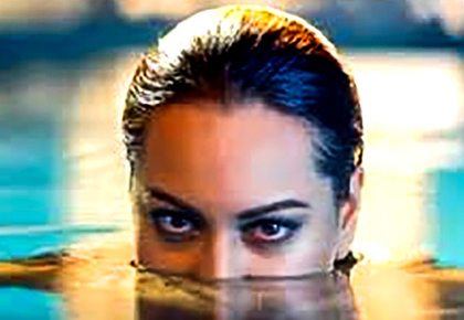 Current Bollywood News & Movies - Indian Movie Reviews, Hindi Music & Gossip - Can Sonakshi dance like Helen? VOTE!