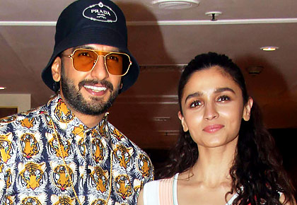 Current Bollywood News & Movies - Indian Movie Reviews, Hindi Music & Gossip - What are Alia and Ranveer up to?