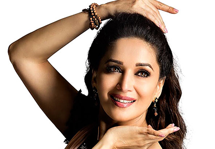 Current Bollywood News & Movies - Indian Movie Reviews, Hindi Music & Gossip - Why Madhuri gets butterflies in her stomach