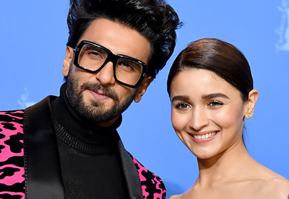 Current Bollywood News & Movies - Indian Movie Reviews, Hindi Music & Gossip - PIX: Ranveer-Alia's Berlin diary