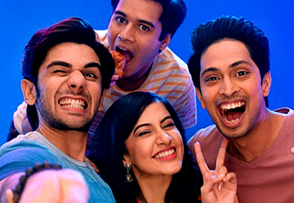 Review: Hum Chaar lacks entertainment