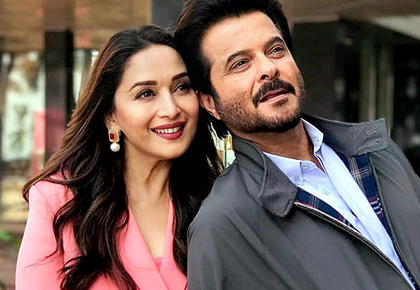 Current Bollywood News & Movies - Indian Movie Reviews, Hindi Music & Gossip - When Anil Kapoor romanced Madhuri