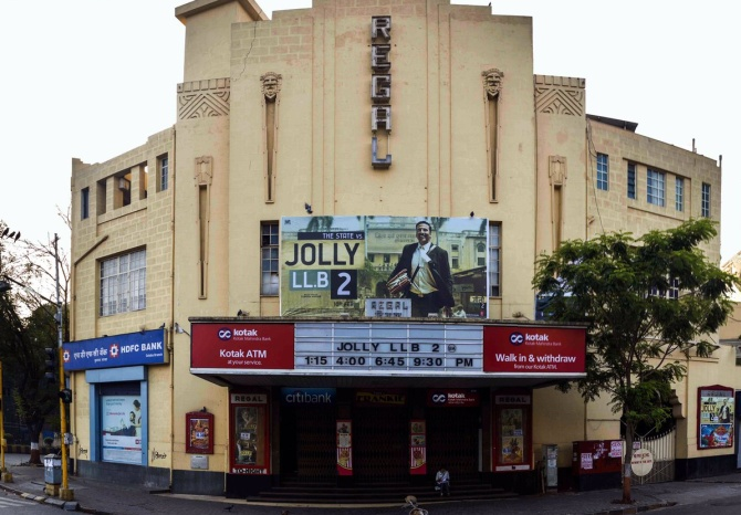 Can Mumbai's landmark theatres survive?
