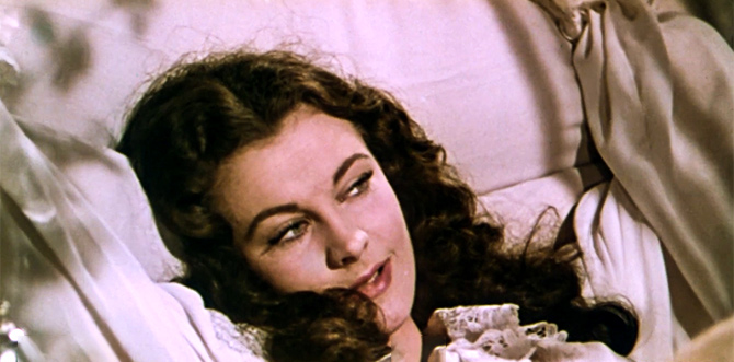 A still from Gone With The Wind. Photograph: Courtesy Wikimedia Commons.