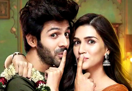 Current Bollywood News & Movies - Indian Movie Reviews, Hindi Music & Gossip - Luka Chuppi Review: Formula film-making at its lamest