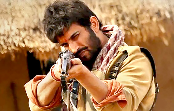Current Bollywood News & Movies - Indian Movie Reviews, Hindi Music & Gossip - Sonchiriya Review: Stark, stirring tale of rebels