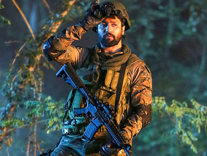 Uri: Election propaganda or genre flick?