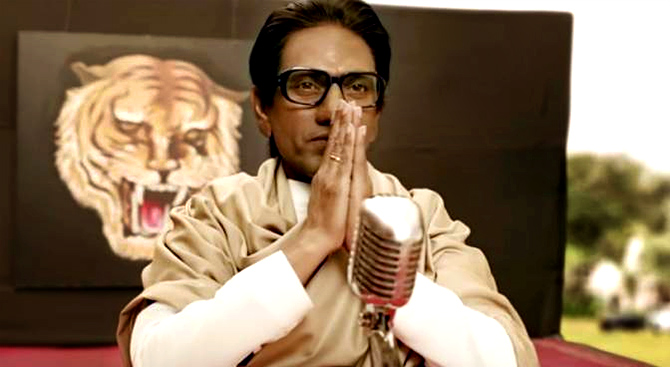 Current Bollywood News & Movies - Indian Movie Reviews, Hindi Music & Gossip - Thackeray review: Fanboys will love it